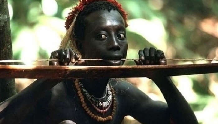 Many native tribes of Andaman are known to be cannibals