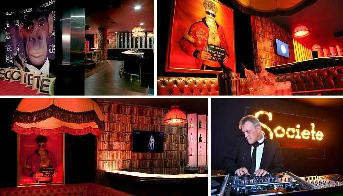 Entry Friday dance at Societe is among the best free things in Dubai