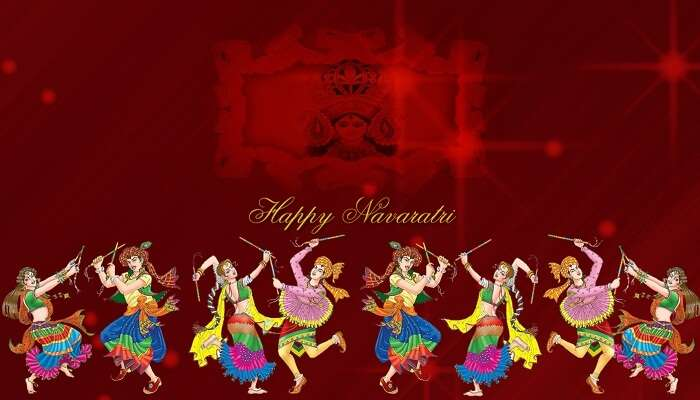 Navratri is one of famous festivals of India