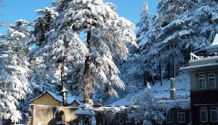 15 Best Places To Witness Snowfall In India In 2019!