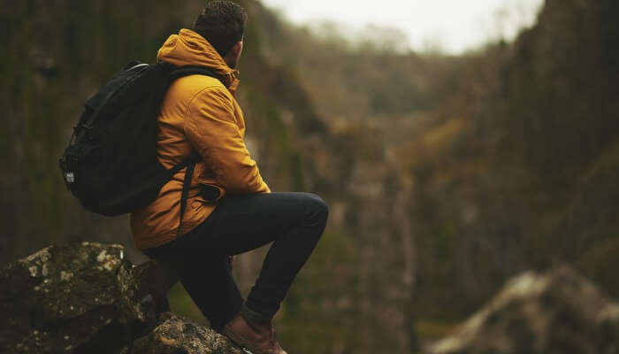 trekking view
