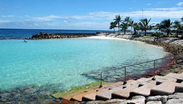 تور مالدیو ساحل مصنوعی