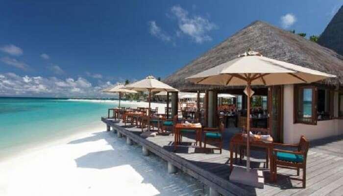 تور مالدیو ساحل جزیره ولیگاندو