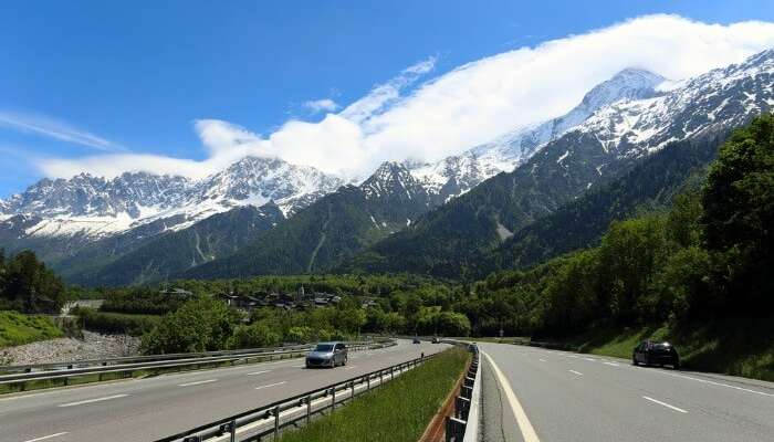 Drive through the scenic wonders of Germany when on Autobahn route