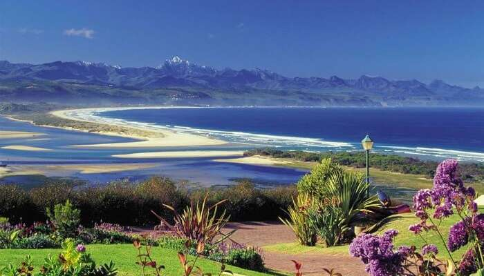 The Garden Route is downright incredible, dotted with gardens, vineyards and embraced with blue ocean