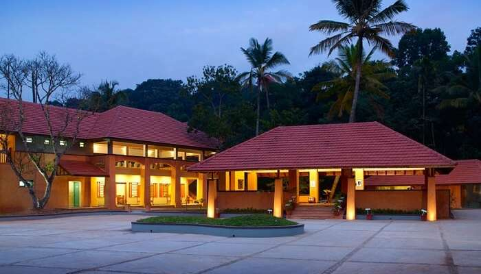 ABAD Green Forest Resort is a peaceful resort in Thekkady