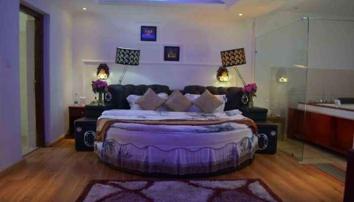 Presidential suite of hotel Zen Ladakh