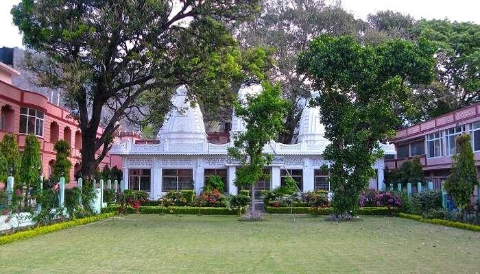 Parmath Ashram in Rishikesh