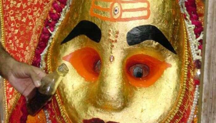 Kal Bhairav Nath Temple, Varanasi