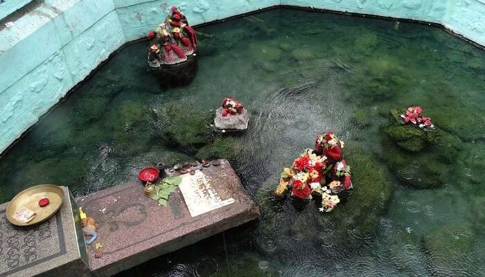 Taptapani hot springs in Odisha that have a divine significance