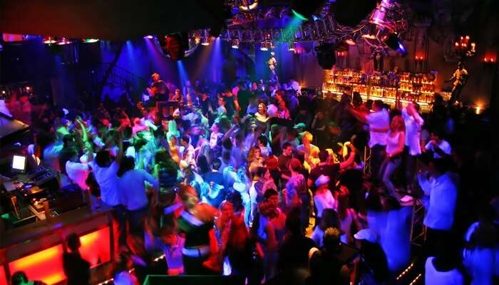 Party in nightclubs of India