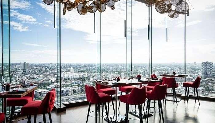 ATTITUDE Rooftop Bar & Restaurant