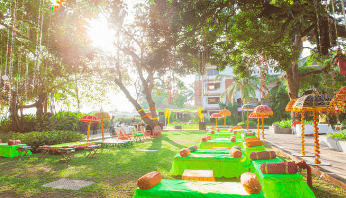 Top 11 Wedding Venues In Goa For A Fairy Tale Wedding In 2019
