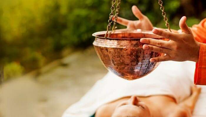 calm your senses with Ayurveda treatment