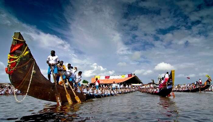 have some fun with Kerala festival in monsoon