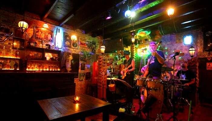 Rockin' Angels Blues Café, Patong