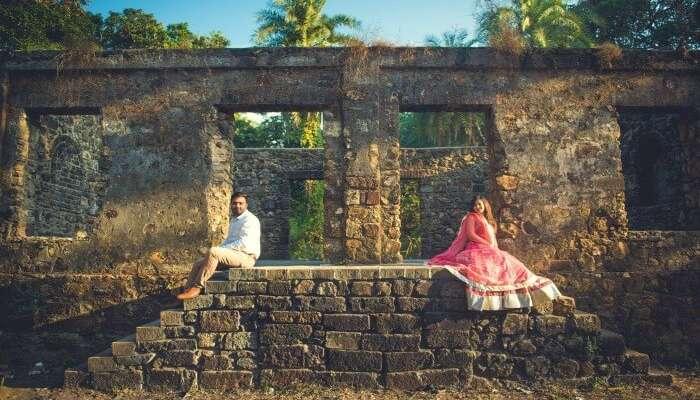 15 Beautiful Pre,Wedding Photoshoot Locations In Mumbai In 2020