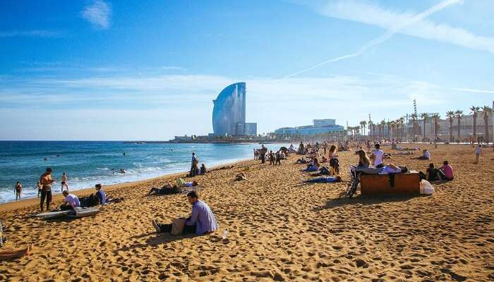 the best of 9 beaches in barcelona the best of 9 beaches in barcelona