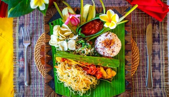 traditional Balinese cuisine
