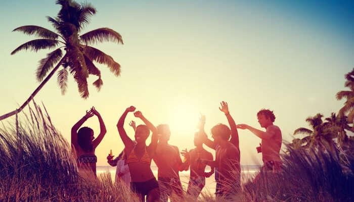 Beach Party & Snorkel Cruise At Grand Bahama Island