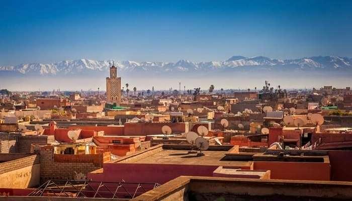 première destination touristique maroc