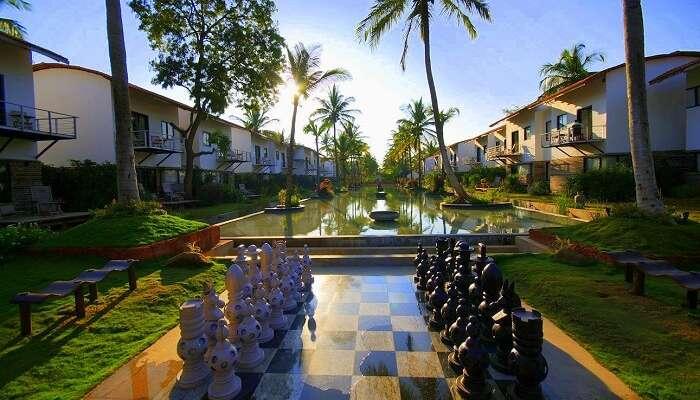 windflower resort and spa in mysore