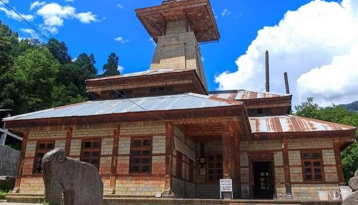 Manu Maharishi Temple in Manali