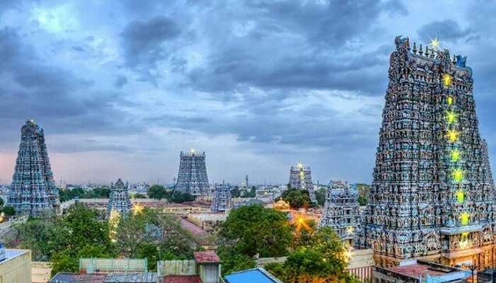 20 Best Tourist Places In Tamil Nadu