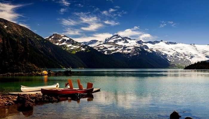 Garibaldi Nationalpark In Kanada