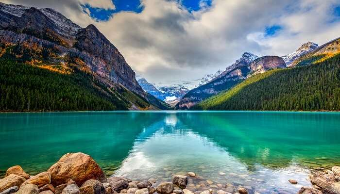 Lake Louise Banff Canada