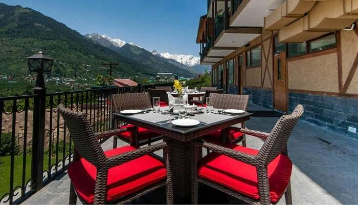 fine dining restaurants in manali
