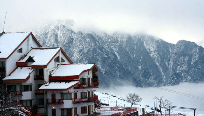 Places To Stay In Auli During Vacation