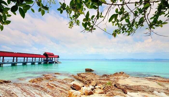 beautiful island malaysia