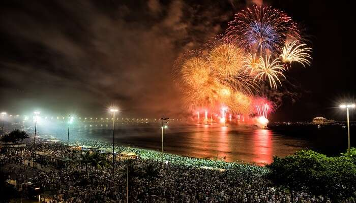 New Year in Rio