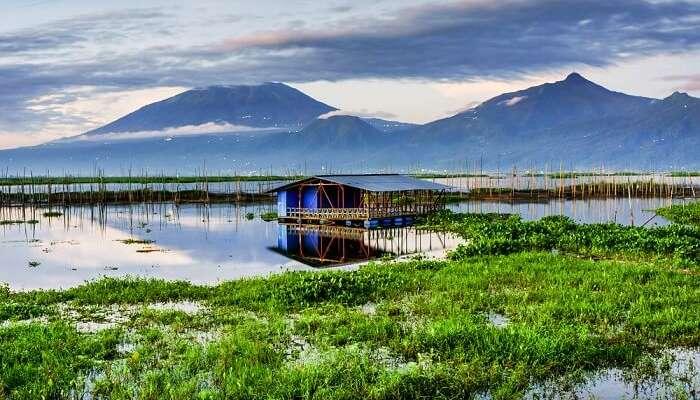 hidden island in malaysia