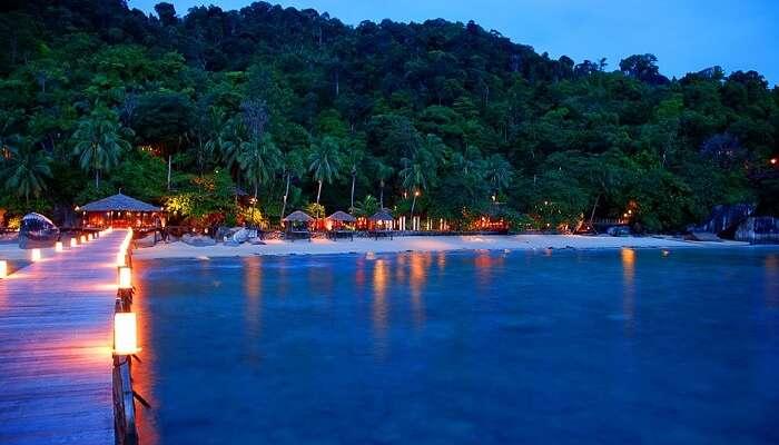 popular luxury islands malaysia