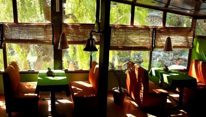 cafes in manali
