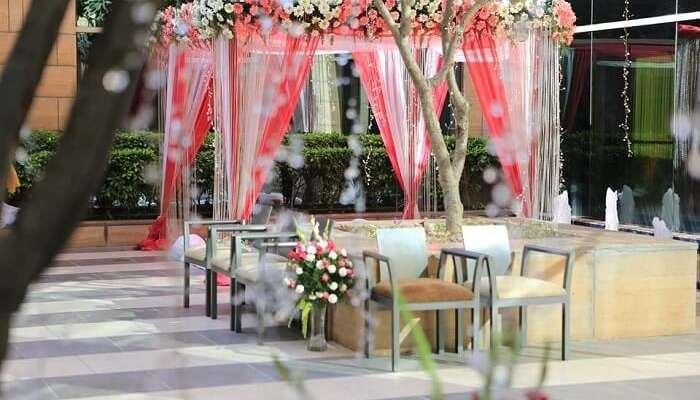 11 Wedding Venues In Gurgaon For Your Fairytale Wedding
