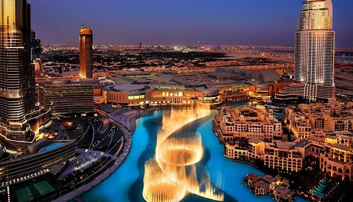 20 Places To Visit In Dubai At Night In 2019 One Cannot Miss