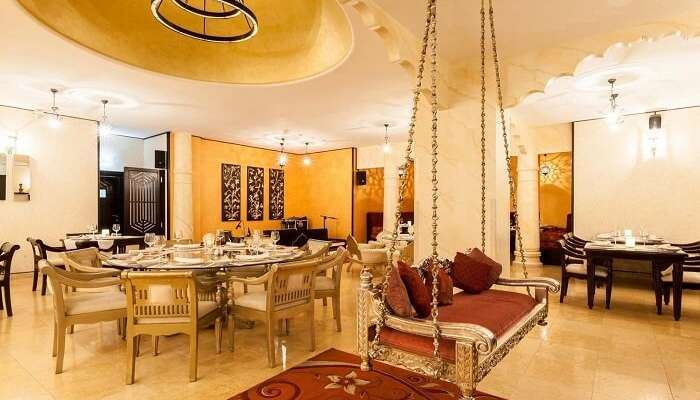 Gharana Restaurant in Dubai
