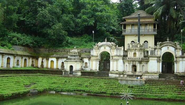 visit Laxmi Narasimha Temple, one of the best temples in goa
