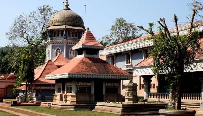 visit Mahalasa Temple in goa
