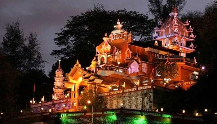 visit Maruti Temple in goa