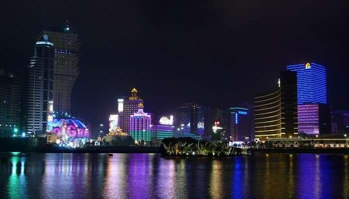 See The Best Of Macau Nightlife In Its Top Clubs & Casinos