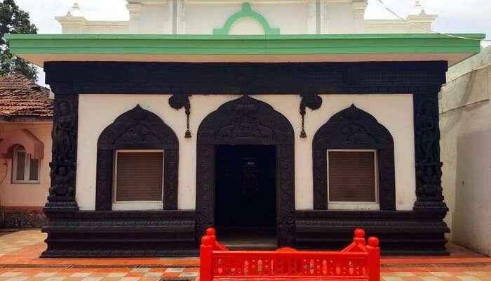 visit Shri Damodar Temple in goa