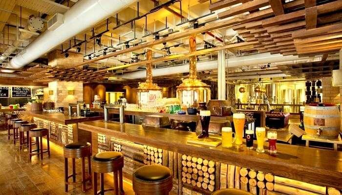 Toit Brewery Indiranagar