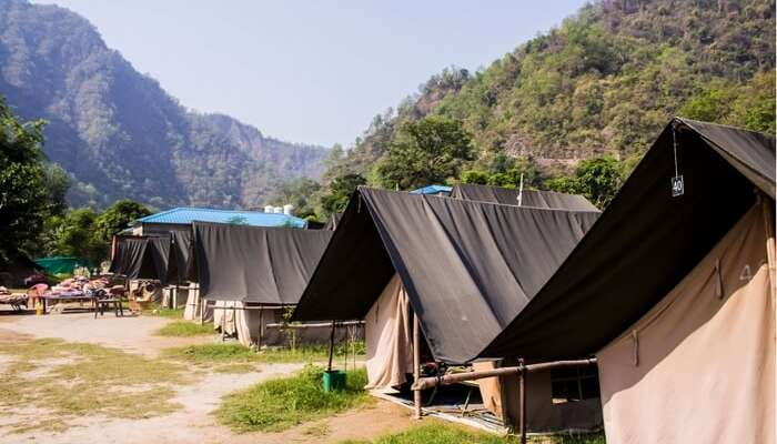 Camping In Rishikesh Is The Perfect Thrill For Your Weekend