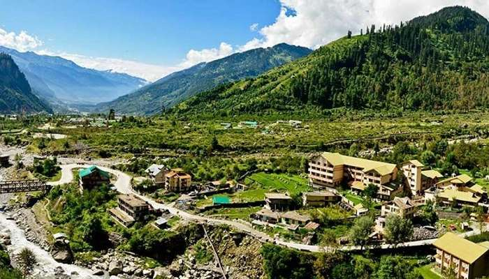 solang valley - place for adventure in Manali