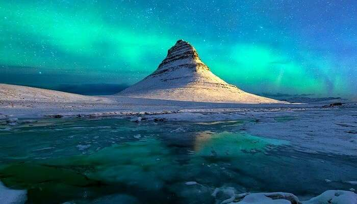 visiting iceland in december