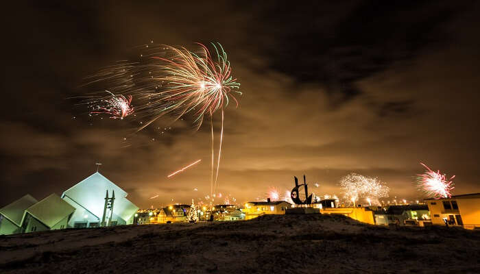 new year in iceland